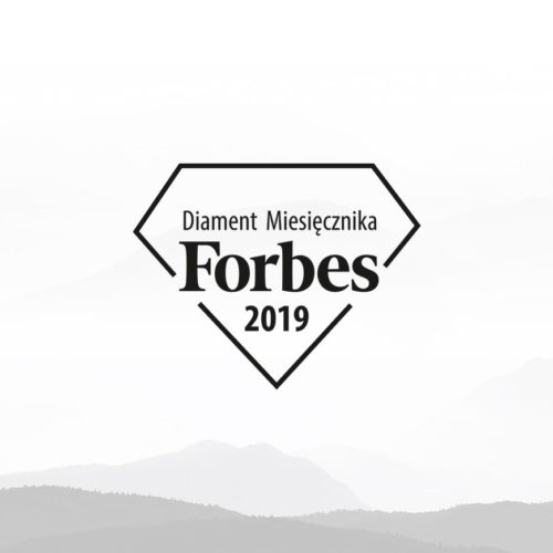 VirtusLab with Forbes Diamond