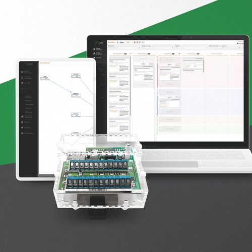 Ambient Intelligence platform for manufactures