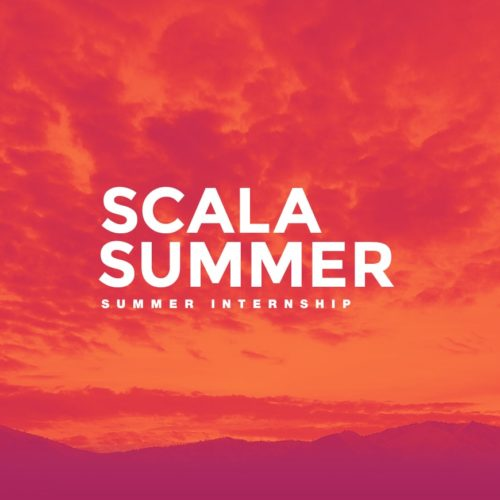 Summer with Scala – internship for students