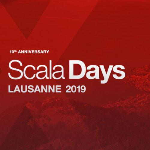 Sponsoring ScalaDays 2019